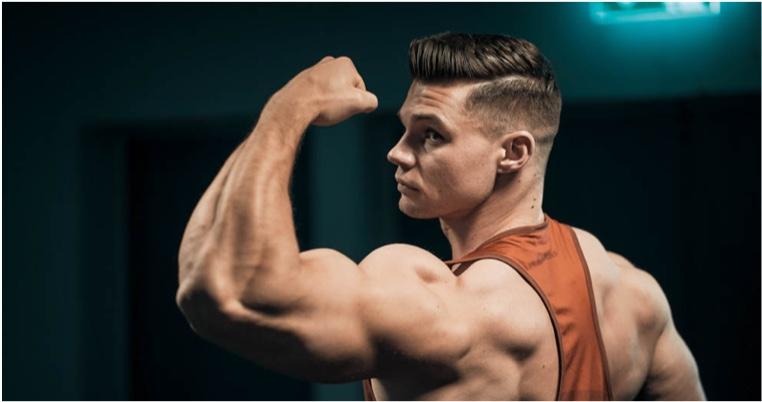 Muskulösere Arme bekommen